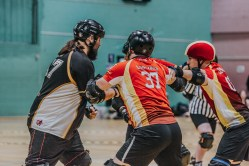 Lotus Photography Bournemouth Dorset Knobs Roller Derby Sports Phtoography 355