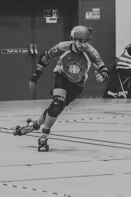 Lotus Photography Bournemouth Dorset Knobs Roller Derby Sports Phtoography 358