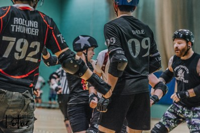 Lotus Photography Bournemouth Dorset Knobs Roller Derby Sports Phtoography 36