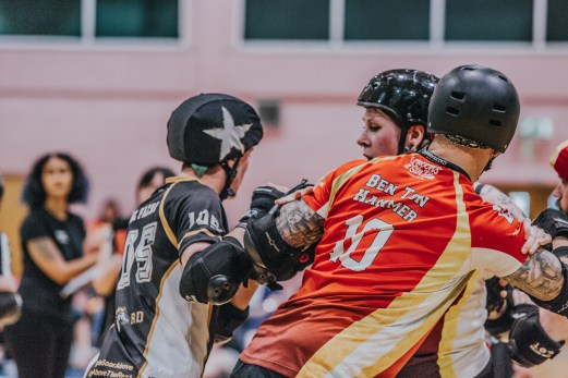 Lotus Photography Bournemouth Dorset Knobs Roller Derby Sports Phtoography 362