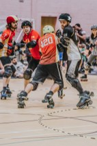 Lotus Photography Bournemouth Dorset Knobs Roller Derby Sports Phtoography 375
