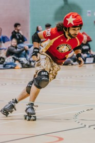 Lotus Photography Bournemouth Dorset Knobs Roller Derby Sports Phtoography 379