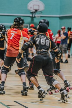 Lotus Photography Bournemouth Dorset Knobs Roller Derby Sports Phtoography 383