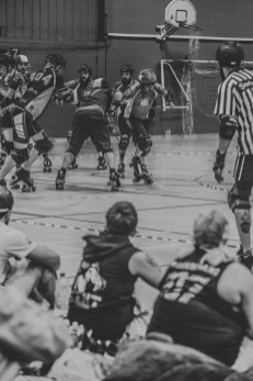 Lotus Photography Bournemouth Dorset Knobs Roller Derby Sports Phtoography 384