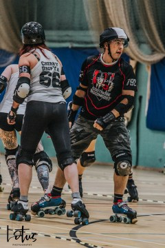 Lotus Photography Bournemouth Dorset Knobs Roller Derby Sports Phtoography 39