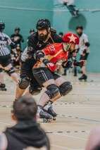 Lotus Photography Bournemouth Dorset Knobs Roller Derby Sports Phtoography 391