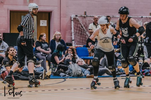 Lotus Photography Bournemouth Dorset Knobs Roller Derby Sports Phtoography 40
