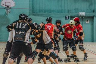 Lotus Photography Bournemouth Dorset Knobs Roller Derby Sports Phtoography 402