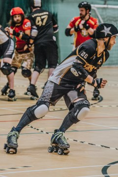 Lotus Photography Bournemouth Dorset Knobs Roller Derby Sports Phtoography 409