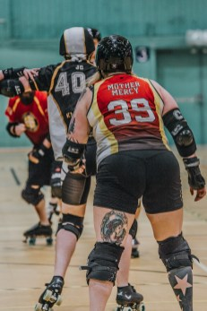 Lotus Photography Bournemouth Dorset Knobs Roller Derby Sports Phtoography 434