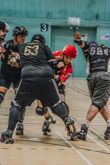 Lotus Photography Bournemouth Dorset Knobs Roller Derby Sports Phtoography 437
