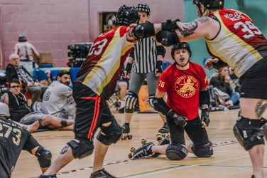 Lotus Photography Bournemouth Dorset Knobs Roller Derby Sports Phtoography 460