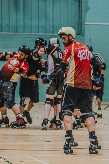 Lotus Photography Bournemouth Dorset Knobs Roller Derby Sports Phtoography 477