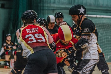 Lotus Photography Bournemouth Dorset Knobs Roller Derby Sports Phtoography 499