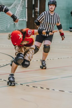 Lotus Photography Bournemouth Dorset Knobs Roller Derby Sports Phtoography 516