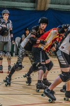 Lotus Photography Bournemouth Dorset Knobs Roller Derby Sports Phtoography 517