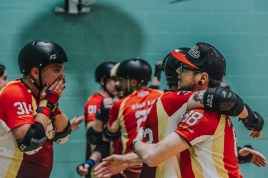 Lotus Photography Bournemouth Dorset Knobs Roller Derby Sports Phtoography 521