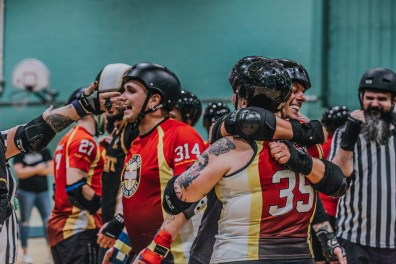 Lotus Photography Bournemouth Dorset Knobs Roller Derby Sports Phtoography 526
