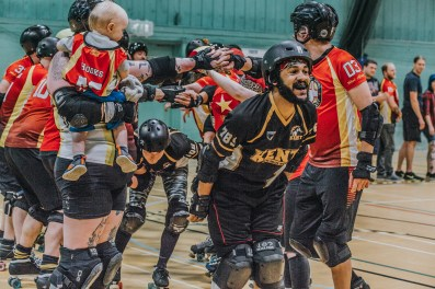 Lotus Photography Bournemouth Dorset Knobs Roller Derby Sports Phtoography 538