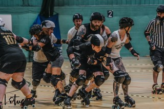 Lotus Photography Bournemouth Dorset Knobs Roller Derby Sports Phtoography 70