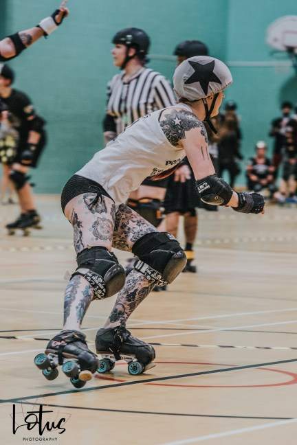 Lotus Photography Bournemouth Dorset Knobs Roller Derby Sports Phtoography 81
