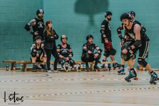 Lotus Photography Bournemouth Dorset Knobs Roller Derby Sports Phtoography 91