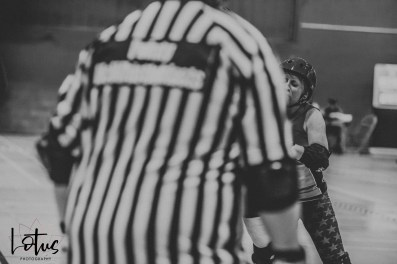 Lotus Phtotography Bournemouth Dorset Roller Girls Roller Derby Sport Photography 108-2