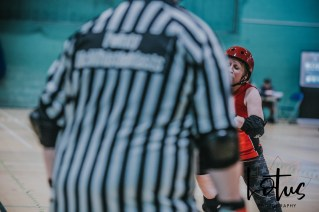 Lotus Phtotography Bournemouth Dorset Roller Girls Roller Derby Sport Photography 108