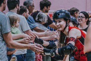 Lotus Phtotography Bournemouth Dorset Roller Girls Roller Derby Sport Photography 119