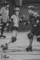 Lotus Phtotography Bournemouth Dorset Roller Girls Roller Derby Sport Photography 139-2