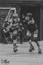 Lotus Phtotography Bournemouth Dorset Roller Girls Roller Derby Sport Photography 154-2