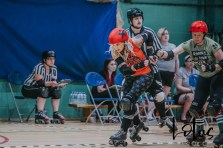 Lotus Phtotography Bournemouth Dorset Roller Girls Roller Derby Sport Photography 16