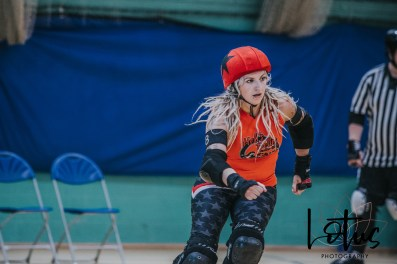 Lotus Phtotography Bournemouth Dorset Roller Girls Roller Derby Sport Photography 17