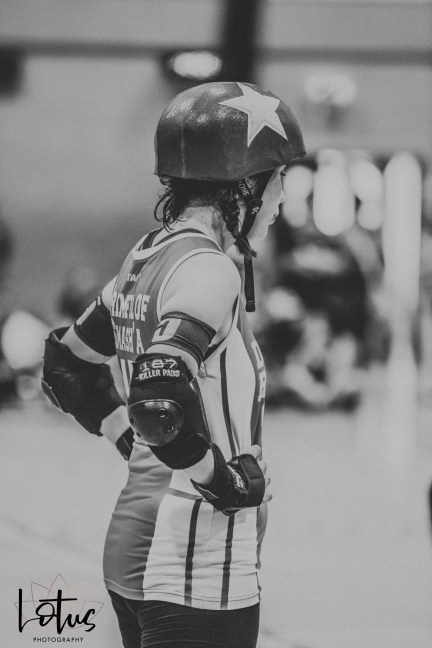 Lotus Phtotography Bournemouth Dorset Roller Girls Roller Derby Sport Photography 179-2