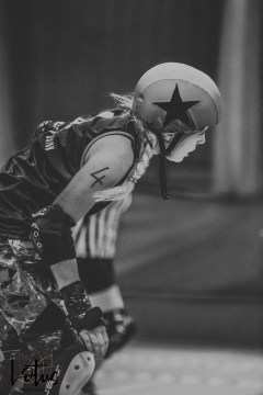 Lotus Phtotography Bournemouth Dorset Roller Girls Roller Derby Sport Photography 191-2