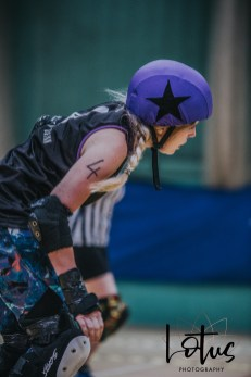 Lotus Phtotography Bournemouth Dorset Roller Girls Roller Derby Sport Photography 191