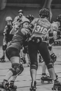 Lotus Phtotography Bournemouth Dorset Roller Girls Roller Derby Sport Photography 201-2
