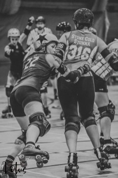 Lotus Phtotography Bournemouth Dorset Roller Girls Roller Derby Sport Photography 202-2