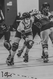 Lotus Phtotography Bournemouth Dorset Roller Girls Roller Derby Sport Photography 218-2