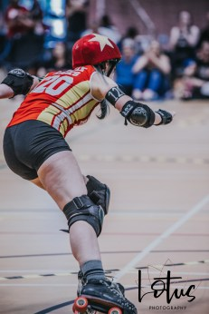 Lotus Phtotography Bournemouth Dorset Roller Girls Roller Derby Sport Photography 230