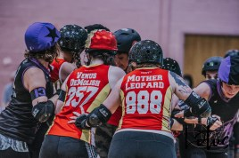 Lotus Phtotography Bournemouth Dorset Roller Girls Roller Derby Sport Photography 237