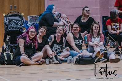 Lotus Phtotography Bournemouth Dorset Roller Girls Roller Derby Sport Photography 255