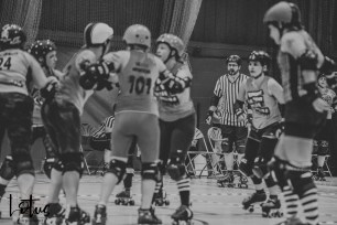 Lotus Phtotography Bournemouth Dorset Roller Girls Roller Derby Sport Photography 26-2