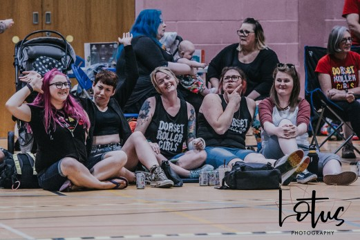 Lotus Phtotography Bournemouth Dorset Roller Girls Roller Derby Sport Photography 260