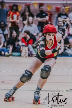 Lotus Phtotography Bournemouth Dorset Roller Girls Roller Derby Sport Photography 271