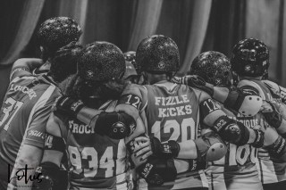 Lotus Phtotography Bournemouth Dorset Roller Girls Roller Derby Sport Photography 301-2