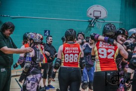 Lotus Phtotography Bournemouth Dorset Roller Girls Roller Derby Sport Photography 308