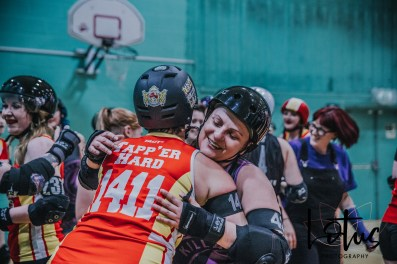 Lotus Phtotography Bournemouth Dorset Roller Girls Roller Derby Sport Photography 313
