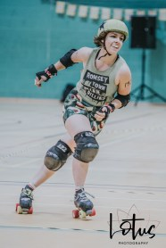 Lotus Phtotography Bournemouth Dorset Roller Girls Roller Derby Sport Photography 47