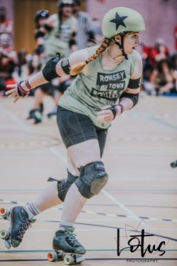 Lotus Phtotography Bournemouth Dorset Roller Girls Roller Derby Sport Photography 50